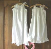 SHABBY CHIC PILLOW CASE DRESS